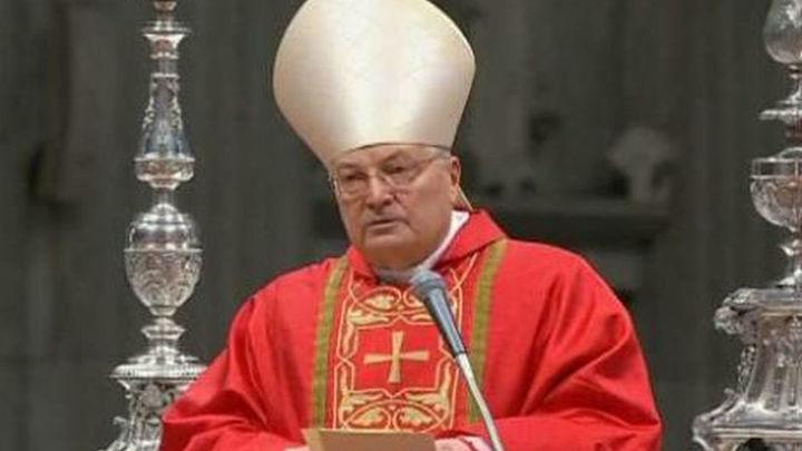 El cardenal decano hace un llamamiento a la unidad en la Iglesia