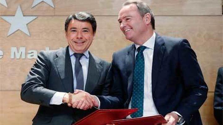"""González y Fabra exigen que se revise el """"injusto"""" modelo de financiación autonómica"""