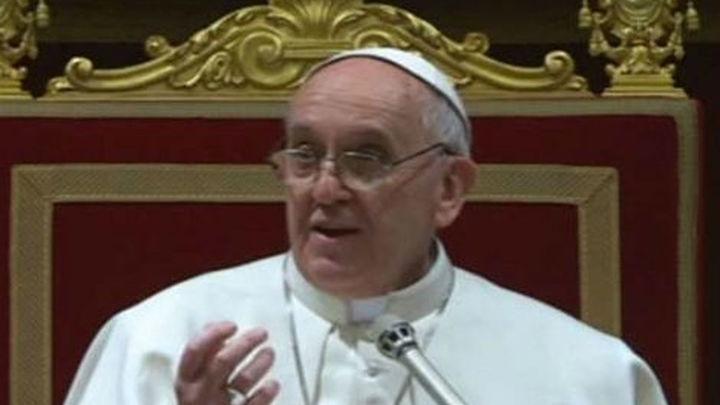 """Francisco y el Papa copto Teodoro II rezan por la """"unidad plena"""" de las iglesias"""