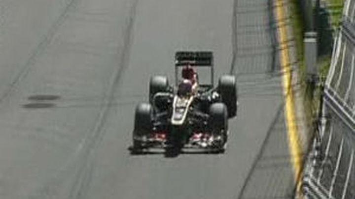 Raikkonen, líder de la F1 tras ganar en Australia por delante de Alonso