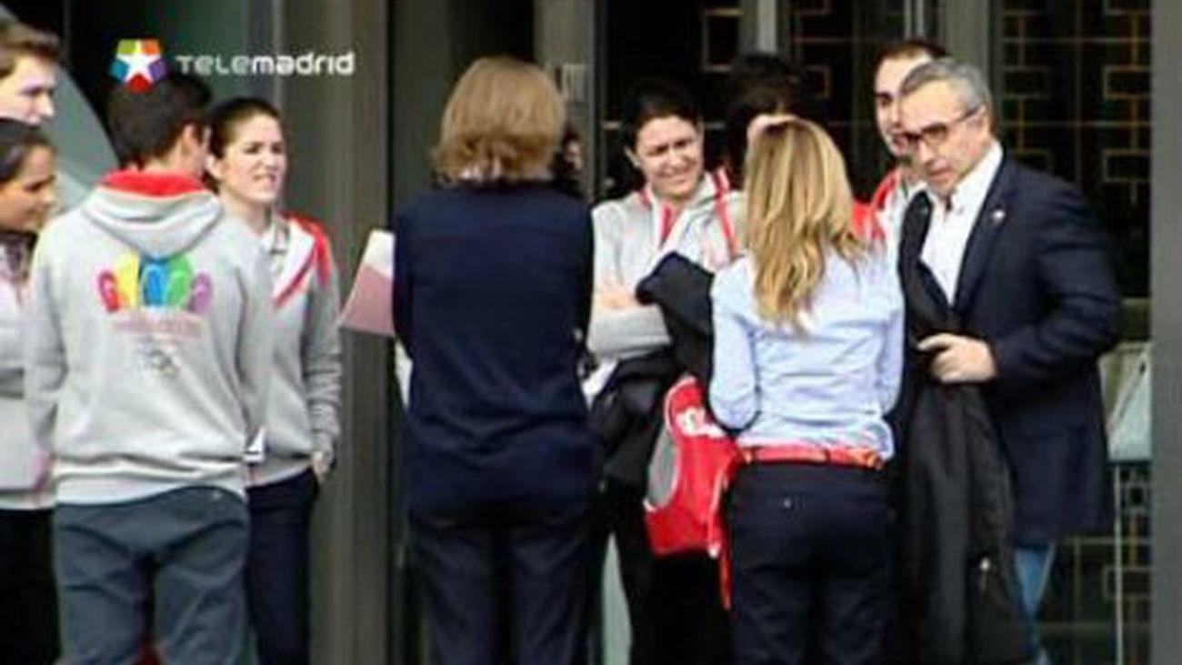 La ilusión mueve a más de 20.000 voluntarios para Madrid 2020