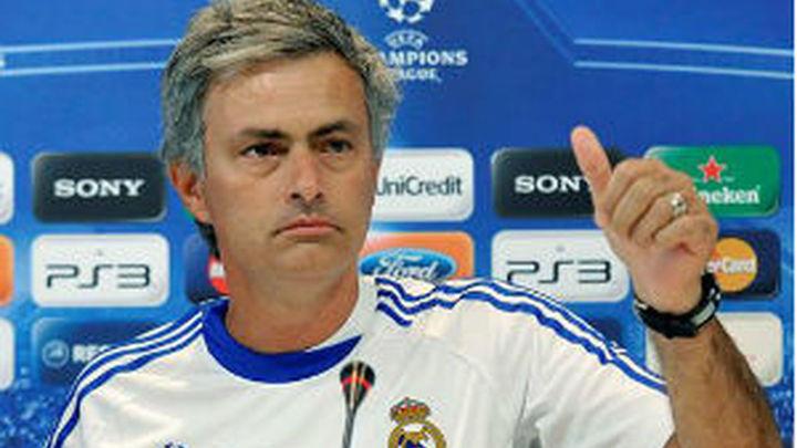 """Mou: """"No tengo nada con nadie, seguiré en el Real Madrid"""""""