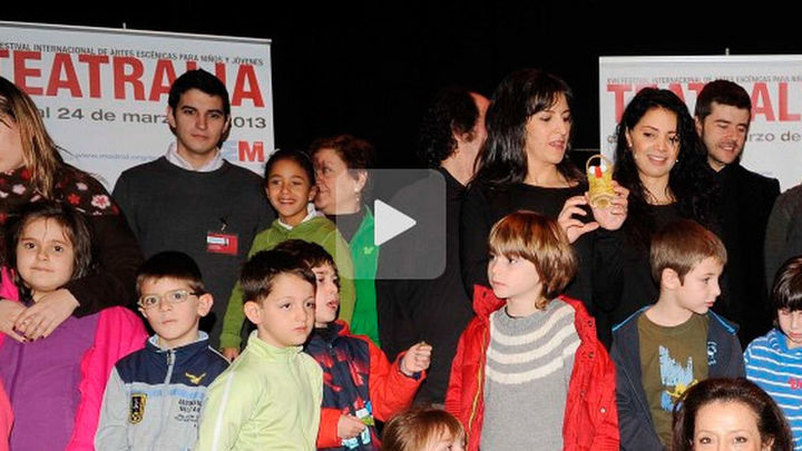 Teatralia ofrece esta semana tres estrenos en España