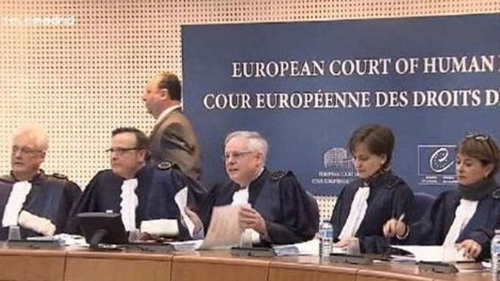 """España defiende ante Estrasburgo: """"¿Es igual un asesinato que 132?"""""""