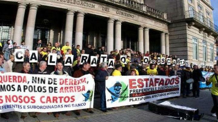 El juez admite la querella de las preferentes y rechaza actuar contra Ordóñez y Segura