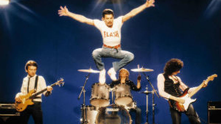 Queen, en concierto