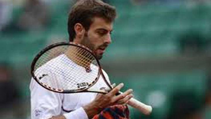 Marcel Granollers y Marc López, fuera de la final de dobles