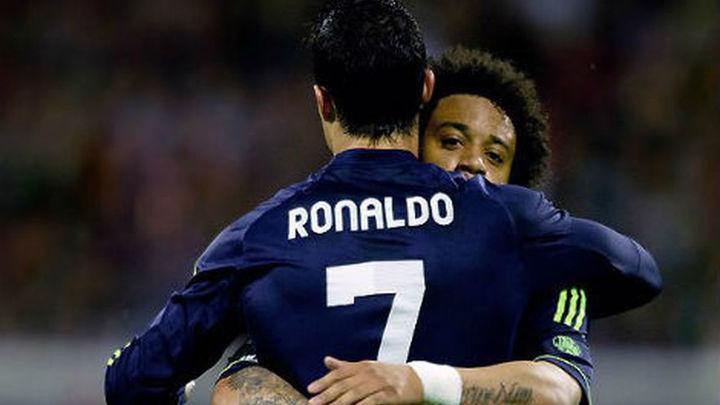 El Madrid tropieza en Zaragoza con el Galatasaray en mente
