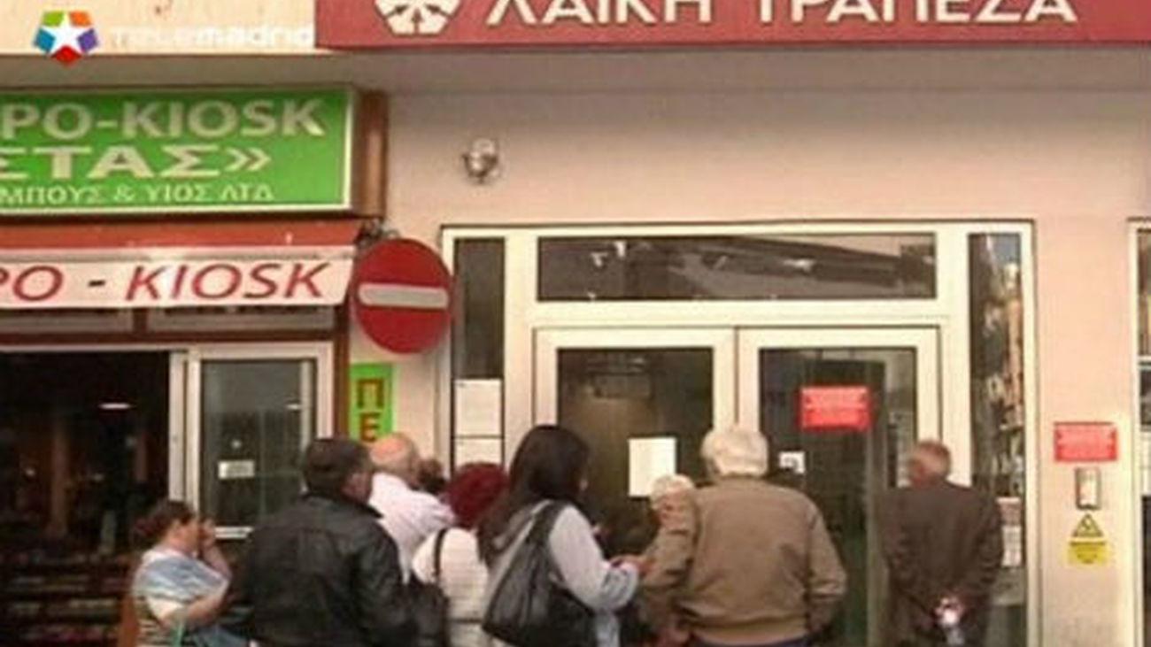 Chipre anuncia medidas urgentes para reactivar la economía