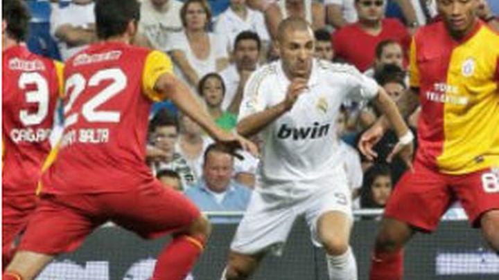 El Real Madrid sólo piensa en el Galatasaray