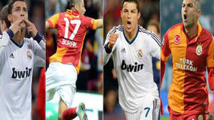 Cristiano Ronaldo y Burak Yilmaz, duelo de goleadores en Champions