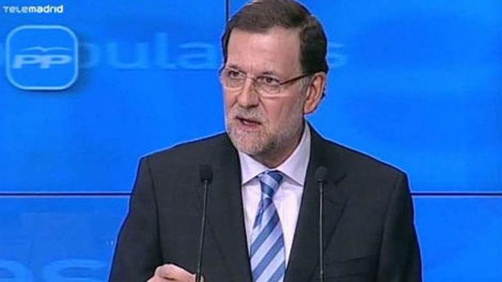 Rajoy asegura que en 2014 la economía comenzará a crecer y a crear empleo