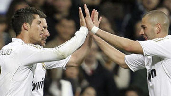 Ramos y Marcelo, aptos para la final
