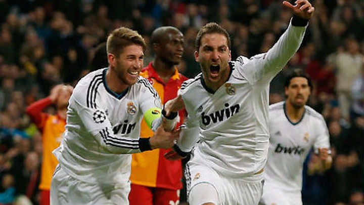 3-0. El Real Madrid huele las semifinales tras golear a un débil Galatasaray