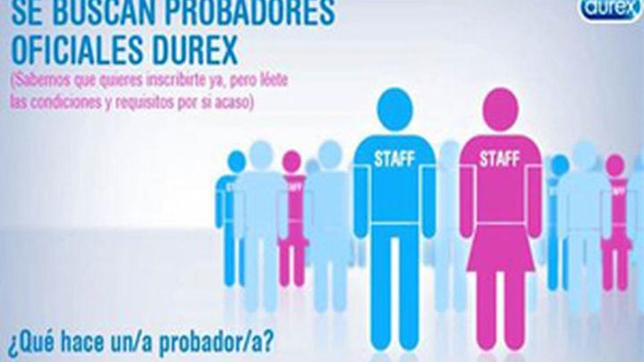 ¿Quieres ser probador oficial de preservativos y lubricantes?