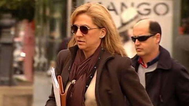 Suspendida la declaración de la infanta del día 27,  tras el recurso del fiscal