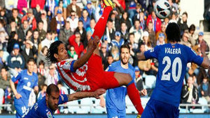 0-0. Empate a nada entre Getafe y Atlético