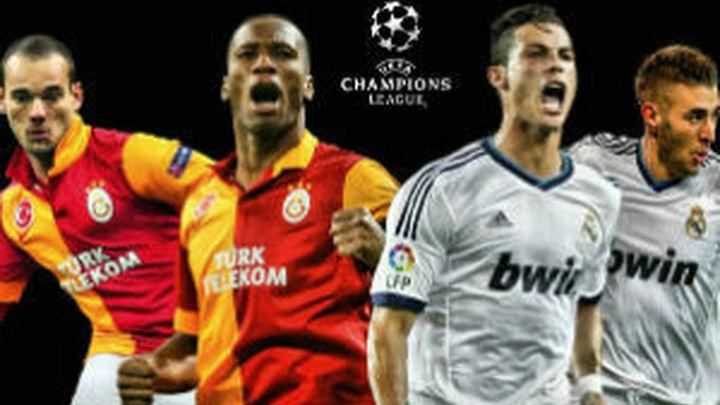 El Real Madrid busca su tercera semifinal y evitar el milagro turco