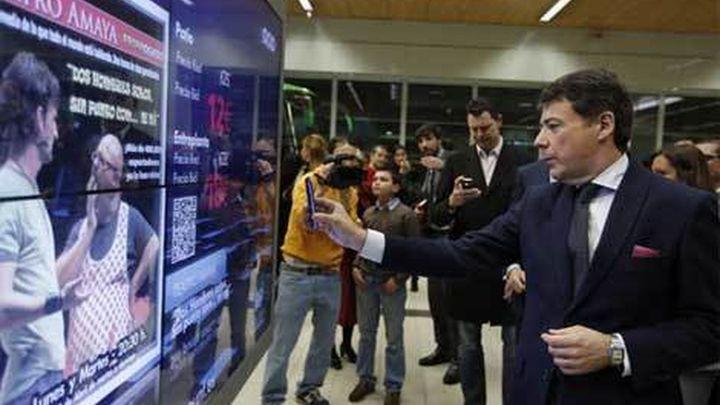 Los madrileños podrán comprar con el móvil en el Intercambiador de Moncloa