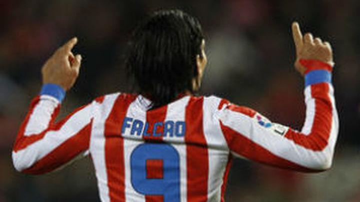 Falcao, a un paso del Manchester United