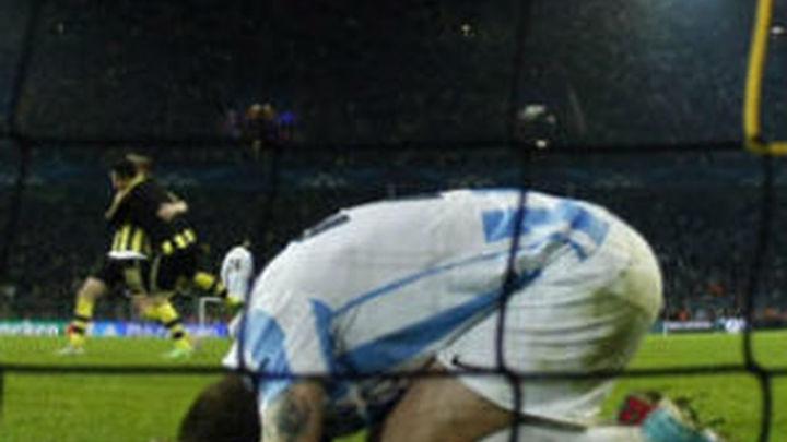 3-2. La derrota más cruel del Málaga en un final trágico