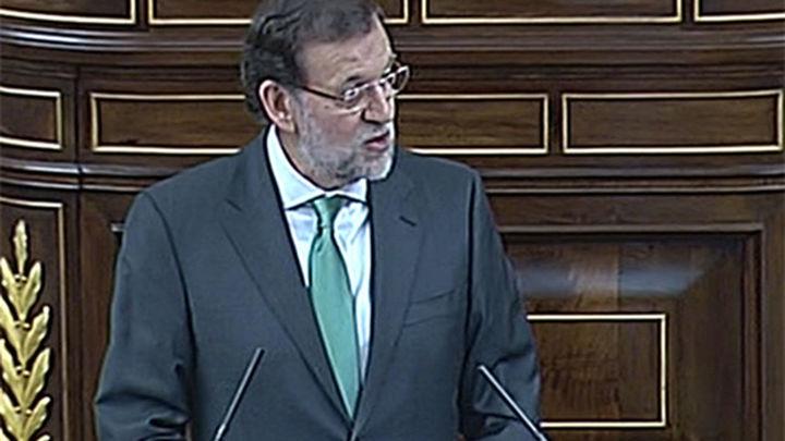 El 8 de mayo Rajoy informará al Congreso de sus planes de reformas