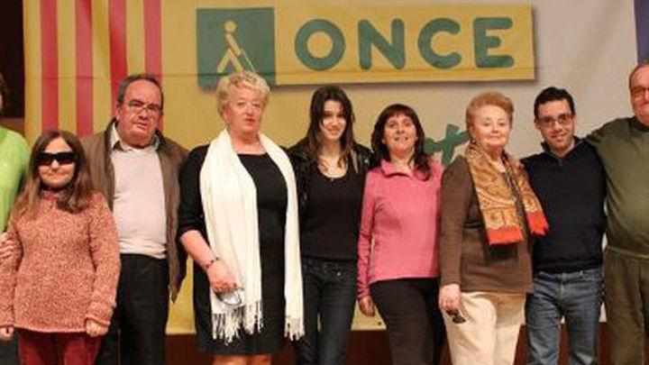 Los grupos de teatro de la ONCE,  Premio Max Aficionado 2013