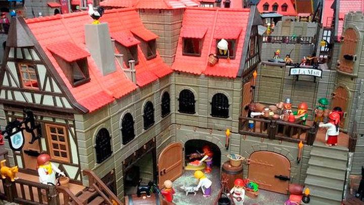 Ven a la Feria de Coleccionistas de Playmobil de Pozuelo