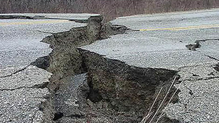 Terremoto de magnitud 5,7 en California