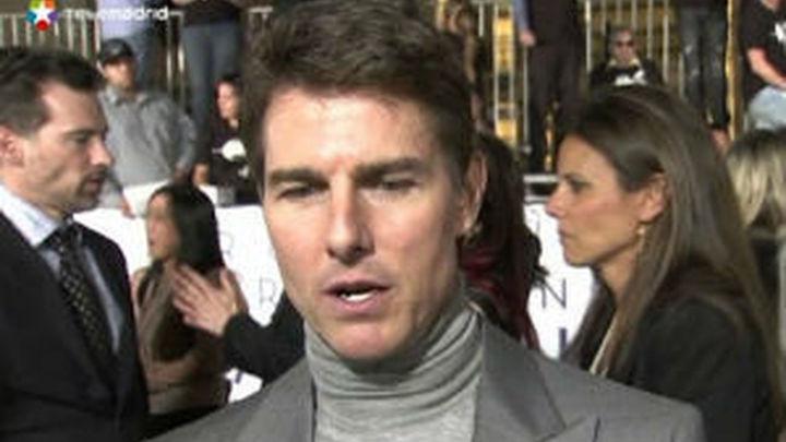 """""""Oblivion"""", Tom Cruise se enfrenta a un escenario post-apocalíptico"""