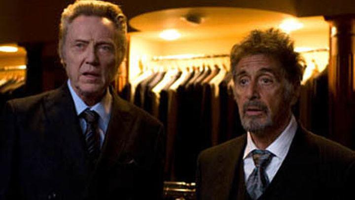 """Al Pacino y Christopher Walken en los estrenos con """"Tipos legales"""""""