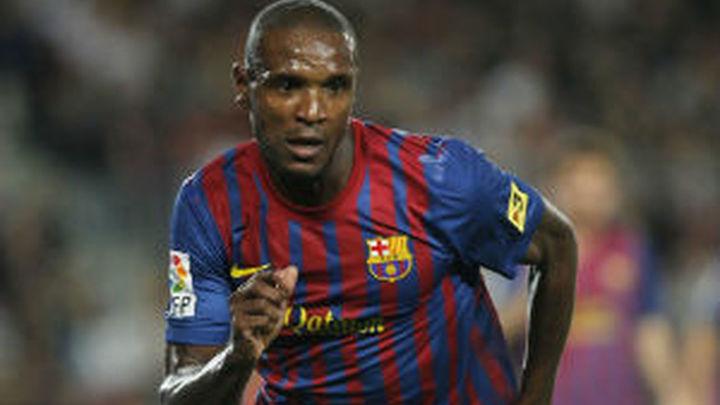 Abidal da calabazas al Barça y elige el Olympiakos