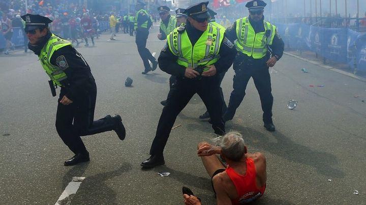 Internet se llena de vídeos de las explosiones de Boston