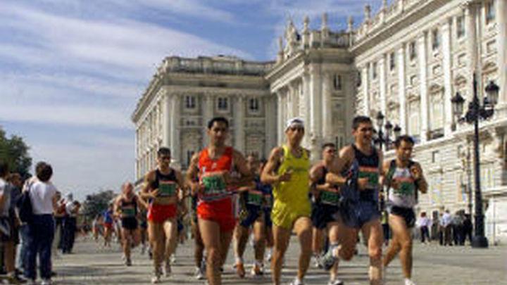 La seguridad del maratón de Madrid se analizará el próximo lunes