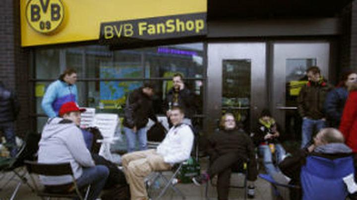 Agotadas todas las entradas para el Dortmund-Real Madrid