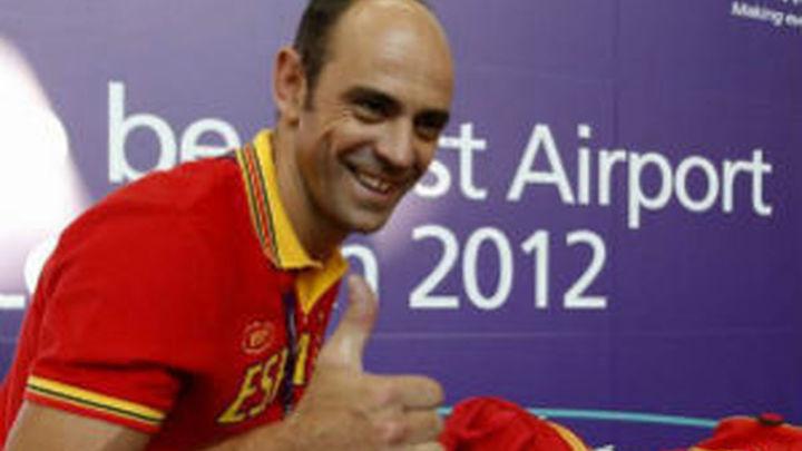Hombrados y Elisa Aguilar, premios del deporte de la Comunidad de Madrid