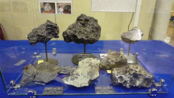 El meteorito caído en Rusia, del 19 al 21 de abril en el Hotel Convención