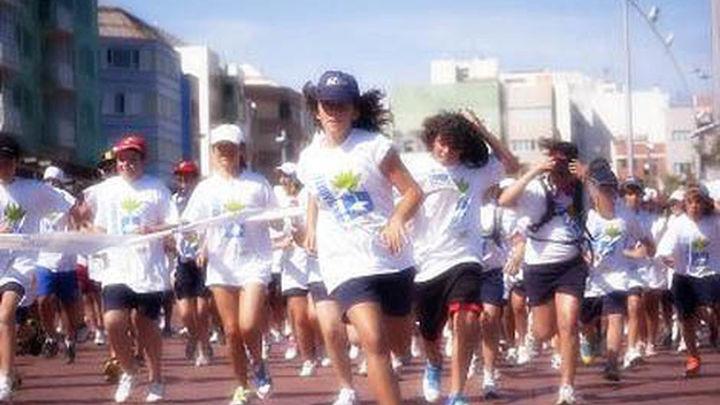 23.000 niños de toda España correrán contra el hambre