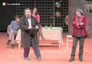 Boadella parodia en los Teatro del Canal un extravagante duelo operístico entre Verdi y Wagner