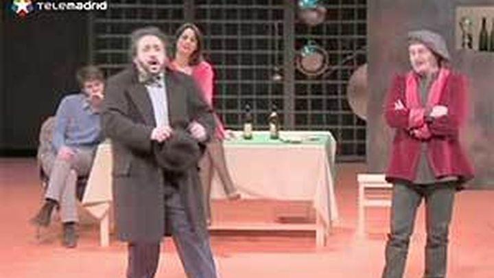 Boadella parodia en los Teatros del Canal el duelo operístico entre Verdi y Wagner