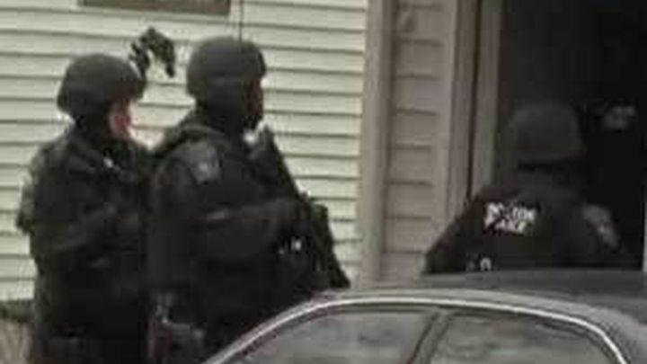 Caos en Boston por la persecución de uno de los presuntos autores del atentado