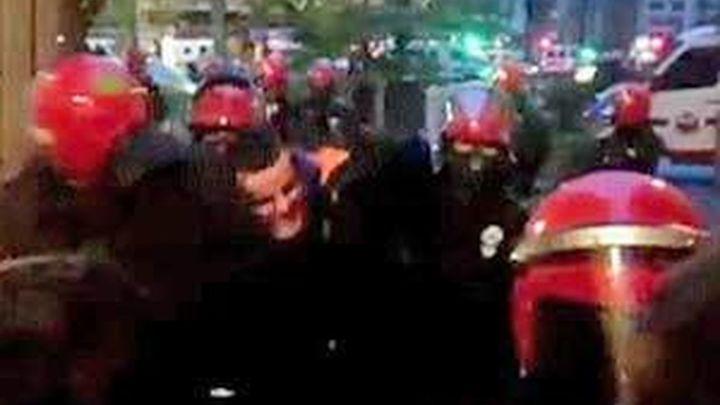 Detenidos en San Sebastián 6 miembros de Segi  y otras 2 personas por altercados con la Ertzaintza