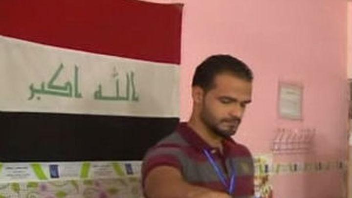 Iraq celebra sus primeras elecciones sin EEUU