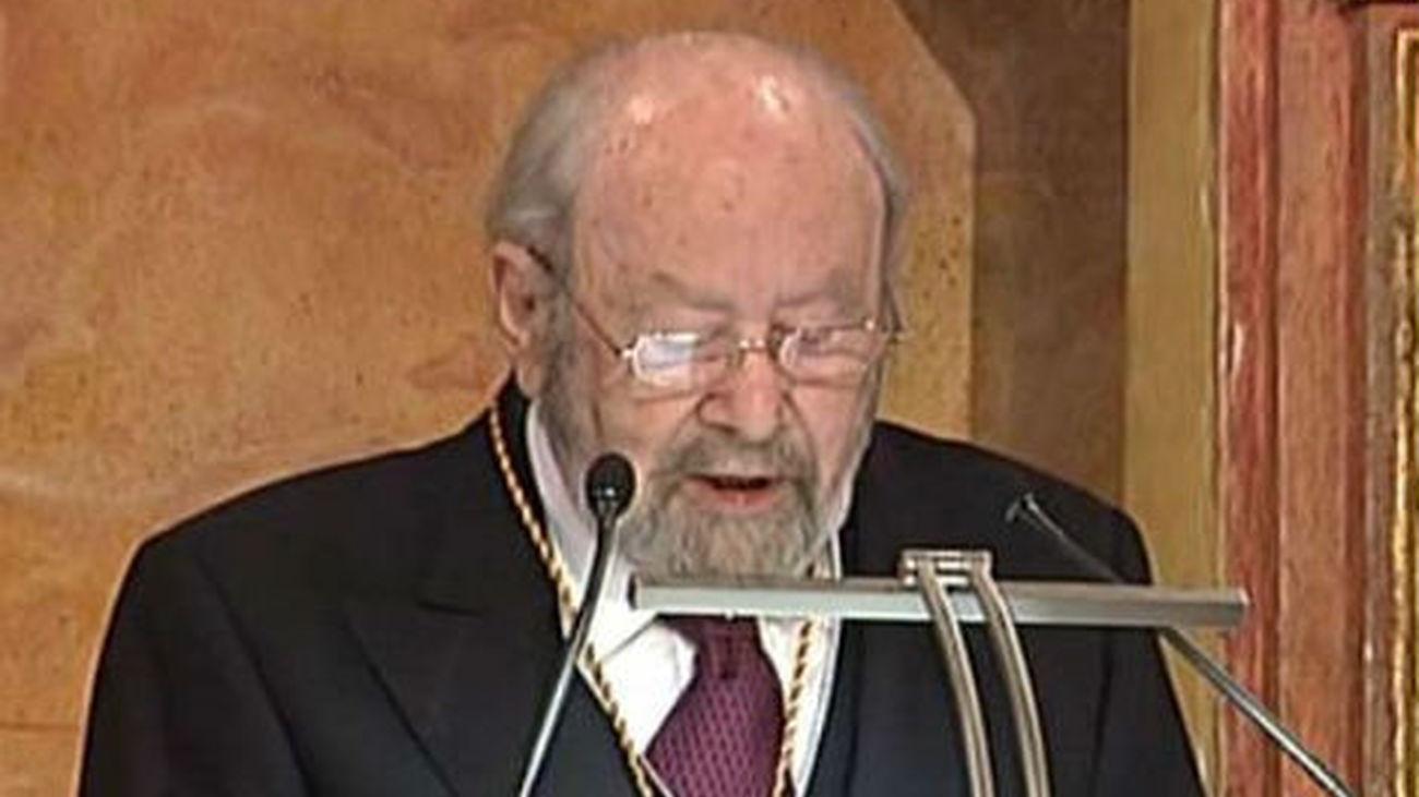 Muere el poeta José Manuel Caballero Bonald a los 94 años en Madrid