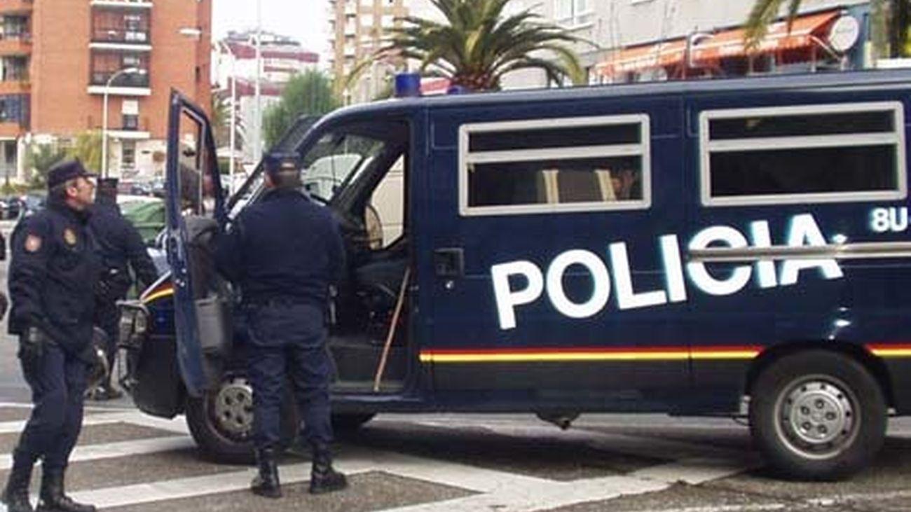 Detenidos 14 radicales de extrema izquierda por dar paliza a un joven