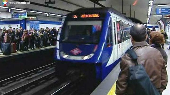 Metro cifra en un 41% el seguimiento de los paros  parciales en Metro