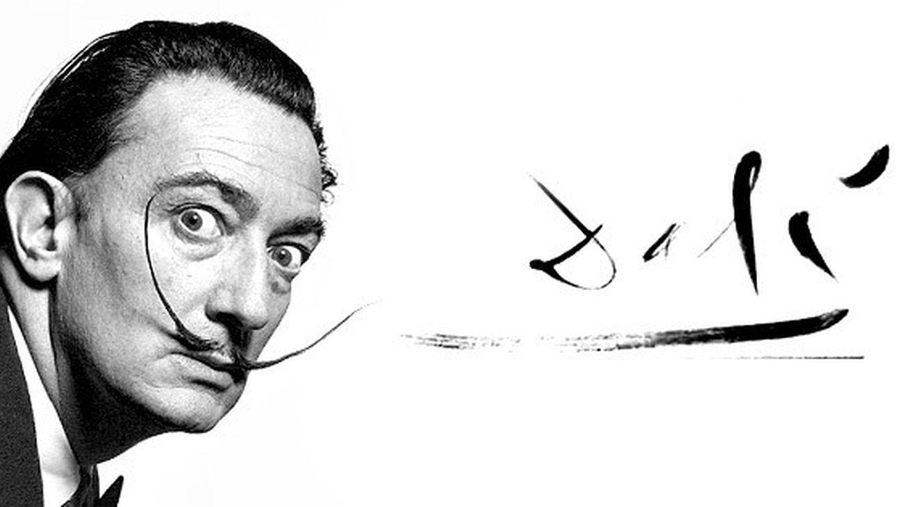 Salvador Dalí en el Reina Sofía de Madrid