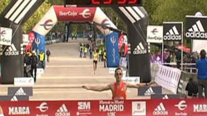 El Maratón de Madrid será una fiesta en apoyo a la candidatura olímpica