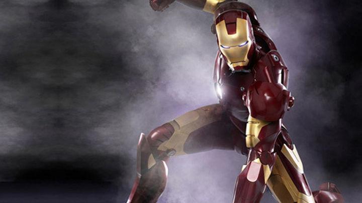Entre el humo de los coches de Calparsoro y la potencia de Iron Man