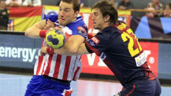 El At. Madrid de balonmano, al borde de la desaparición